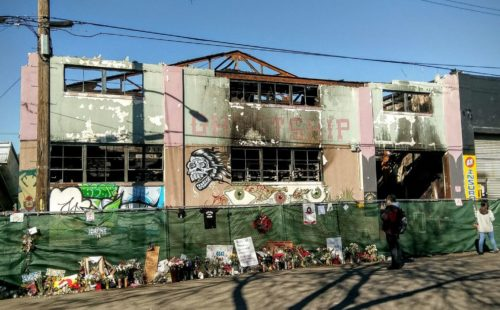 Oakland's Ghost Ship tragedy to be depicted by CBS show [updated]