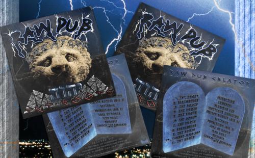 Bokeh Versions announces legendary dub producer TNT Roots' debut record, Raw Dub Creator