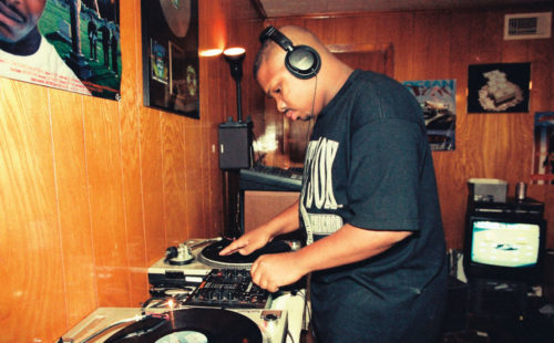 A DJ Screw bio-series, All Screwed Up, is coming soon