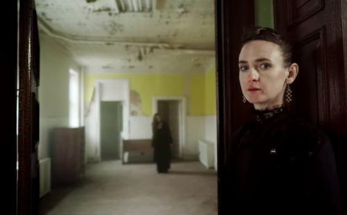Katie Gately dances with wraiths in new 'Waltz' video