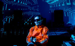 Squarepusher envisions an AR dystopia in 'Terminal Slam' video
