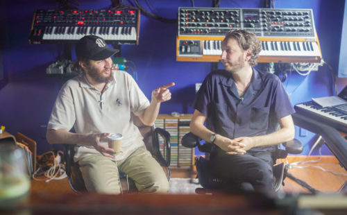 Daniel Lopatin talks through his score for Uncut Gems in Moog documentary