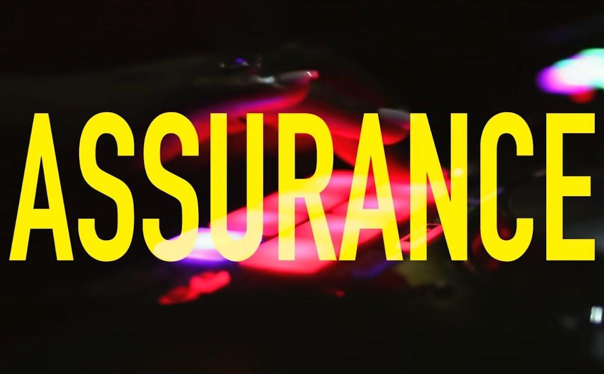 Assurance title screen