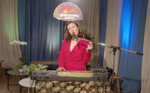 Jessy Lanza returns with an ode to losing your cool, 'Lick In Heaven'