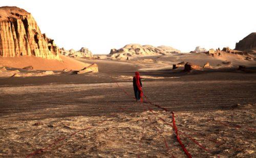 Mentrix explores the Kavir-e-Lut desert in 'Nature' video
