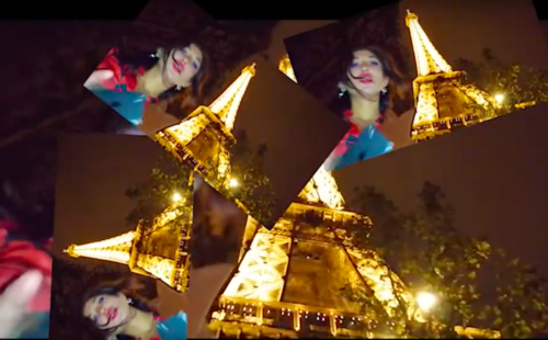 Isabella Lovestory wanders the city of love in video for Chicken's 'JETAIME' remix