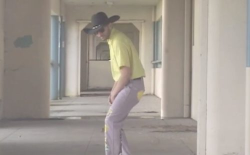 Space Ghost is 'Feelin Real Good' in sunny new video