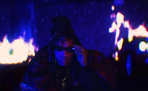 Revenge is a dish best served fiery hot in Kamaiyah's 'Set It Up' video