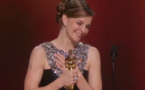 Hildur Gudnadóttir wins Academy Award for Original Score for Joker