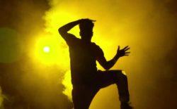 Baronhawk Poitier's 'Temperado Tornado' video is a neon showcase of joyous dance