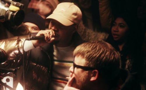 Danny Brown and Run The Jewels party it up in new '3 Tearz' video