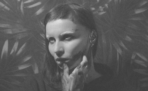 Hilary Woods realizes more A/V visions in 'Orange Tree' video