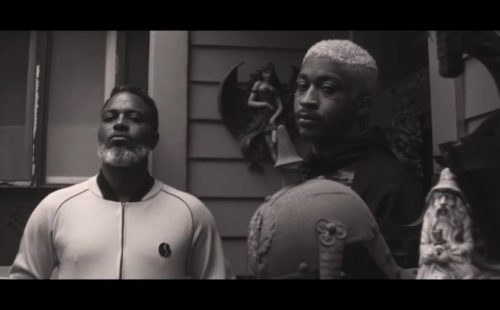 Shabazz Palaces' Ishmael Butler reflects on his son growing up in 'Fast Learner' video