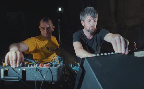 Patch Notes: Hydromantic live from Berlin Atonal 2019