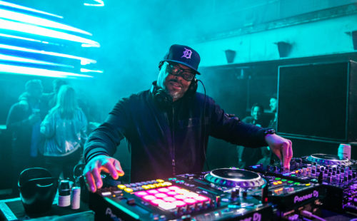 Robert Hood live from The Hydra at Printworks