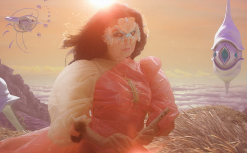 Andrew Thomas Huang Presents: Björk – 'The Gate' (Behind the Scenes)
