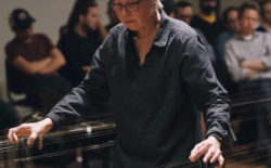 Watch Ellen Fullman play her long string instrument in this excerpt from Harbors