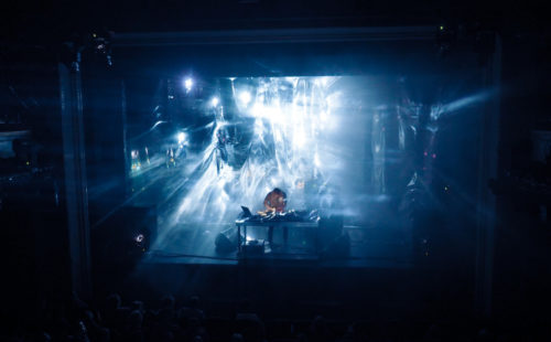 Ben Frost and MFO draw inspiration from the depths of the ocean for The Centre Cannot Hold