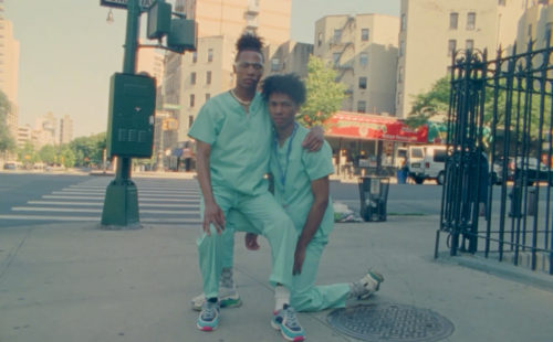 Ian Isiah shines a spotlight on Brooklyn's essential workers in 'Loose Truth'