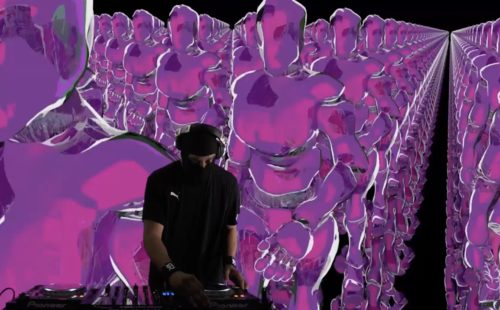 Refraction Festival x Fact: DJ Stingray w/ BFF collective + SVDK