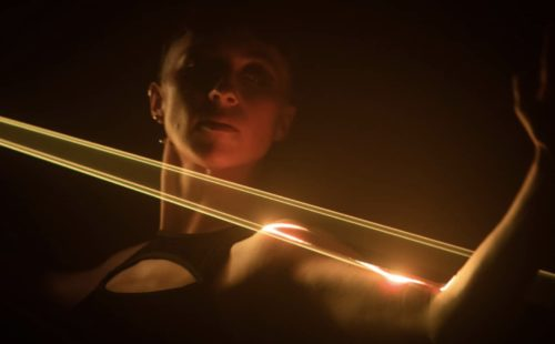 Zoë Mc Pherson 'dances herself out' in Alessandra Leone-directed video for 'Tenace'