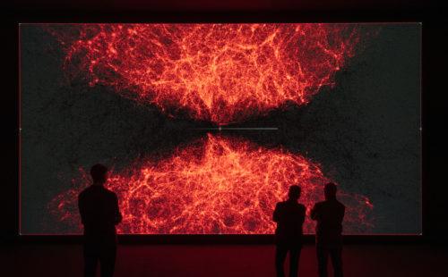 Fact x The Vinyl Factory Present: RYOJI IKEDA – immersive audiovisual exhibition at 180 The Strand