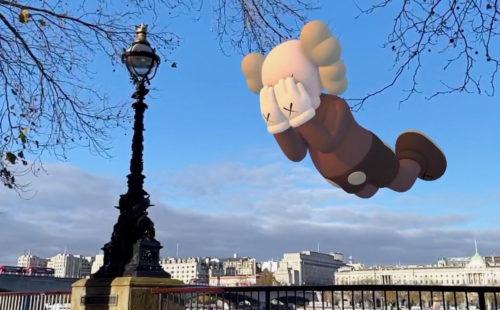 Unreal City is London's biggest public festival of AR art