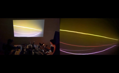 Zo create a virtual universe from sound and light in Ka'et