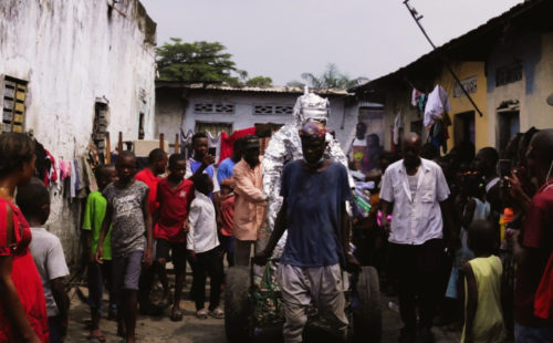 Moonshine explore Congolese tradition in Zaïre Space Program | Act I