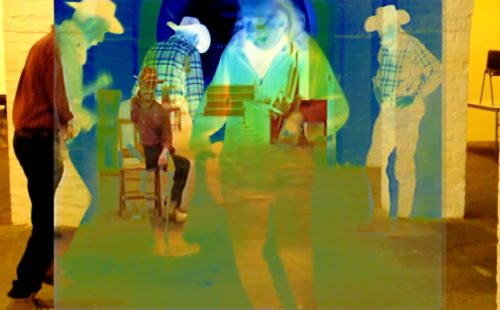 Ambulance vs Ambulance soundtrack a cowboy fever dream in 'You Were Always On My Mind'