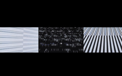 Ryoji Ikeda Presents: test pattern