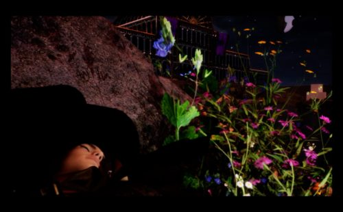 Audiovisual duo c / a recreate a lucid dream in Crystal Palace Park