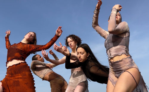 FMKF dance for the sake of dancing in new film, Skylark