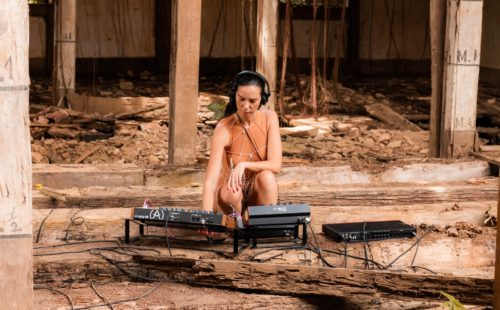 Chang Rodrigues on how analog synthesis, nature and ruins inspired her live act