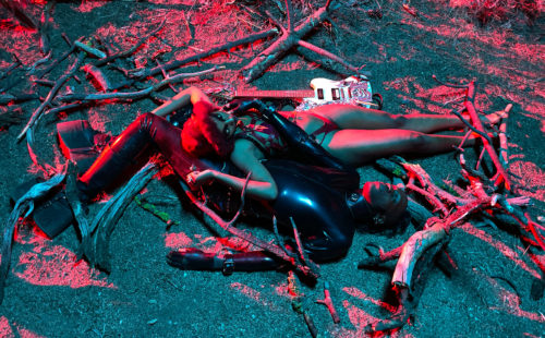 Actual Objects Presents: Yves Tumor – Jackie (Behind The Scenes)